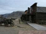 Old Cody Townsite, Buffalo Bill's stompin' grounds (amongst many other Outlaws)