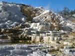 Mammoth Hot Springs - Palette Springs