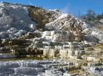 Mammoth Hot Springs - Palette Springs