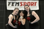 Team Meanako @ FemSport - Apr 2, 2011 - Kamloops, BC