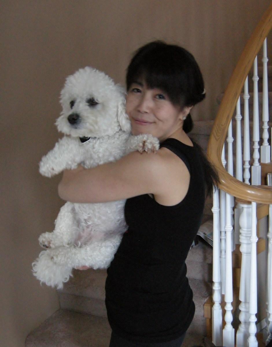 Captain MEANako and cute Gabby