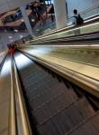 Big ol' escalator @ Dallas Fort Worth Airport
