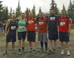 Nerfherders Group Photo! Left to right: Jamie, Jen, Dan, Chris, Mark, and Glenn