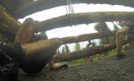 Going under Log Jammin